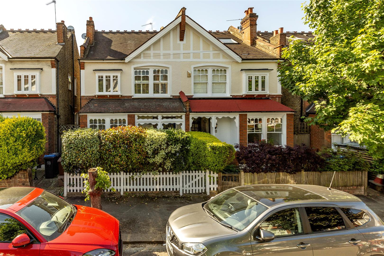 Stanton Road, Wimbledon - Andrew Scott Robertson